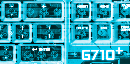 g710 Gaming Keyboard Image Features 1