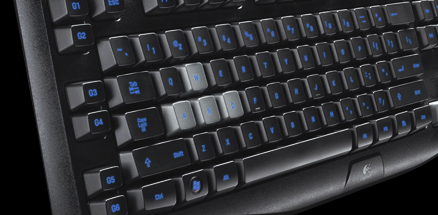 g105 Gaming Keyboard Features 2