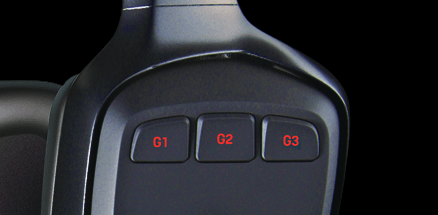g35 Gaming Headset Features 3