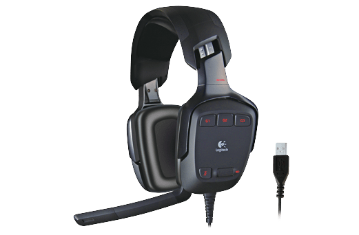 G35 Gaming Headset with USB connection