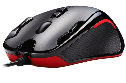 g300 Gaming Mouse Glamour Image LG