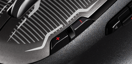 G500S LASER GAMING MOUSE