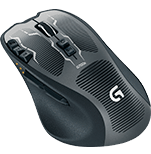 G700s wireless gaming mouseGlamour Image SM