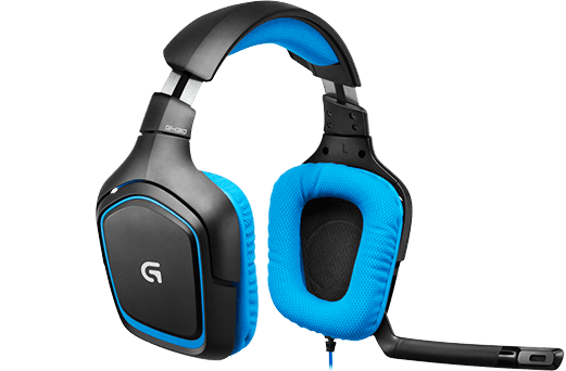 G430 7.1 Surround Sound Gaming Headset