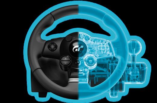 Скачать Игру Через Торрент Logitech Driving Force Gt - фото 10