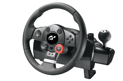 Driving Gt Gaming Wheels Glamour Image LG