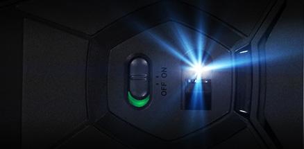 Delta Zero sensor
