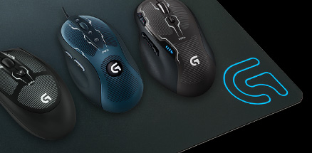 Better together Whether using an optical or laser mouse, G240 can give gamers access to enhanced sensor accuracy and precision. G240 uses a surface texture ...
