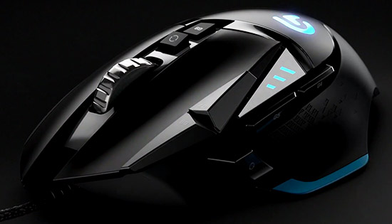 G502 Hyperion Fury