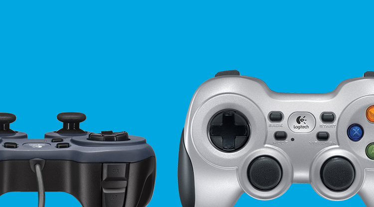 Controllers category header for mobile