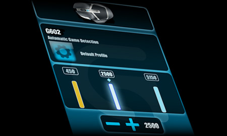 ARx Control monitoring Logitech G peripherals on a mobile device