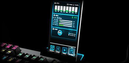 Logitech G910 Orion Spark RGB Mechanical Gaming Keyboard