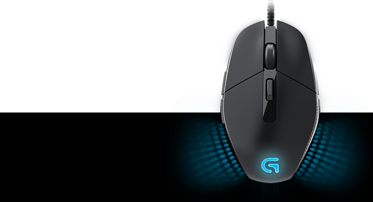 G302 Daedalus Prime MOBA Gaming Mouse