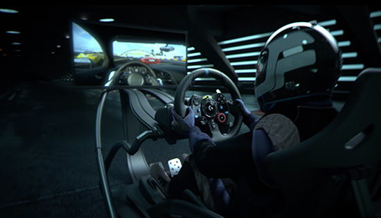 Project Cars  Wheel Support Ps
