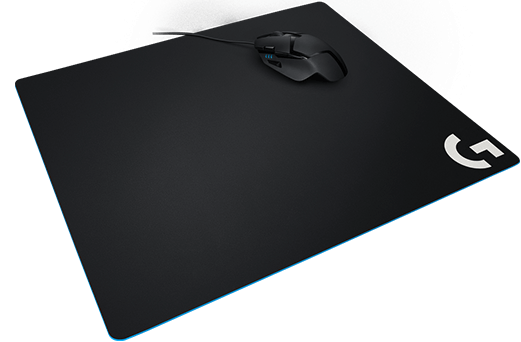Logitech G640 Large Cloth Gaming Mouse Pad Performance