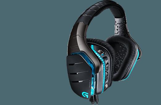 "RGB 7.1 Surround Sound Gaming Headset ""Logitech G633"
