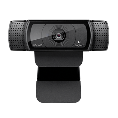 HD Pro Webcam C920 product top shot