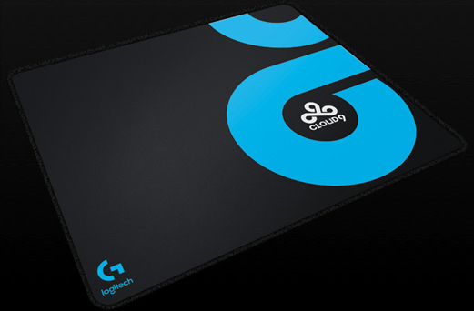Play like a Cloud 9 pro. Moderate surface friction and texture of G640 are matched to Logitech G ...