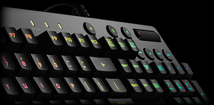 cb33adbac2a Logitech G810 Gaming Keyboard | Harvey Norman Malaysia