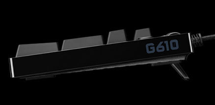 G610 Orion Best Gaming Keyboard