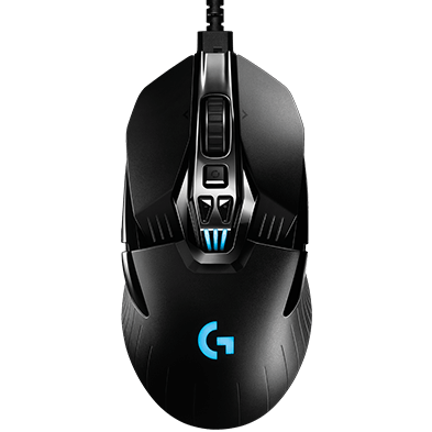 logitech g900 chaos spectrum wired or wireless gaming mouse. Black Bedroom Furniture Sets. Home Design Ideas