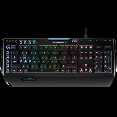 logitech g910 orion spectrum rgb mechanical gaming keyboard. Black Bedroom Furniture Sets. Home Design Ideas