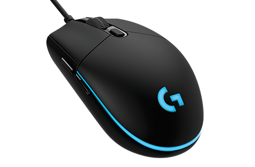 Logitech releases the G Pro Gaming Mouse (83g, PWM3366 ...
