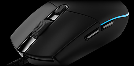 gaming mouse used by pros