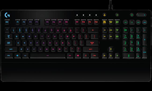 Gaming Keyboards - mechanical keyboards, programmable keys ...