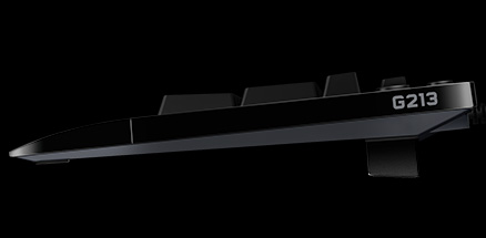 Teclado Gamer LOGITECH G213 Prodigy Led RGB, Ingles