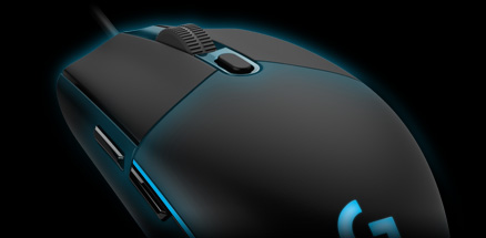 Logitech G102 Prodigy Gaming Mouse :: DEXTmall com