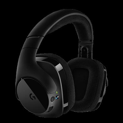 Logitech G533 DTS 7.1 Surround Sound Wireless Gaming Headset