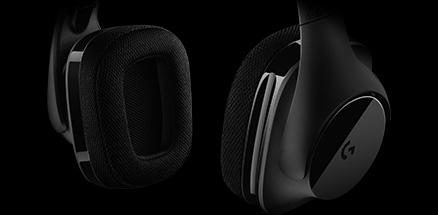 Logitech G533 Wireless DTS 7 1 Gaming Headset
