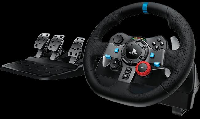 Steering Wheel Race Car Games