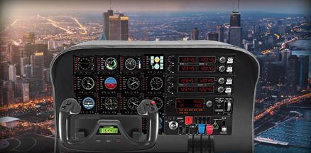 Logitech G Sakitek Pro Flight Rudder Pedals