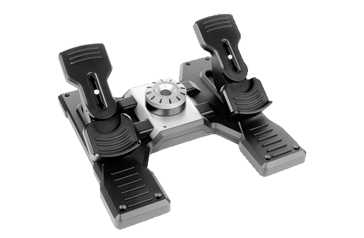 Flight Rudder Pedals
