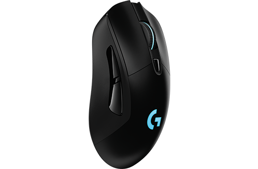 how to change color on logitech g903