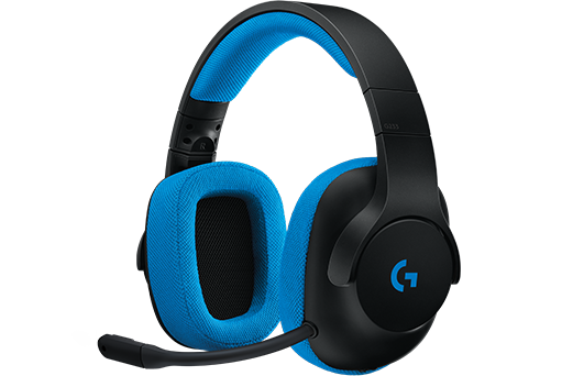 Logitech G233 Prodigy Gaming Headset for PC & Console - en-us