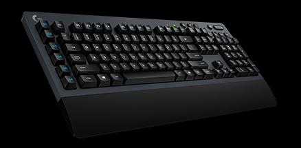 G613 Trådløst mekanisk spilltastatur